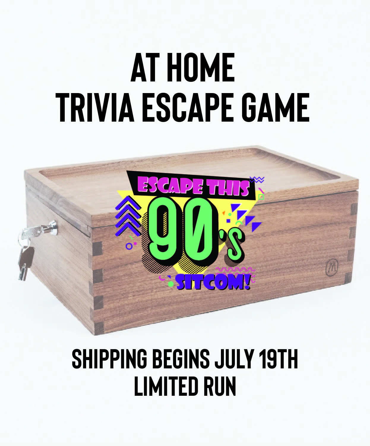 Trivia Escape Home Game